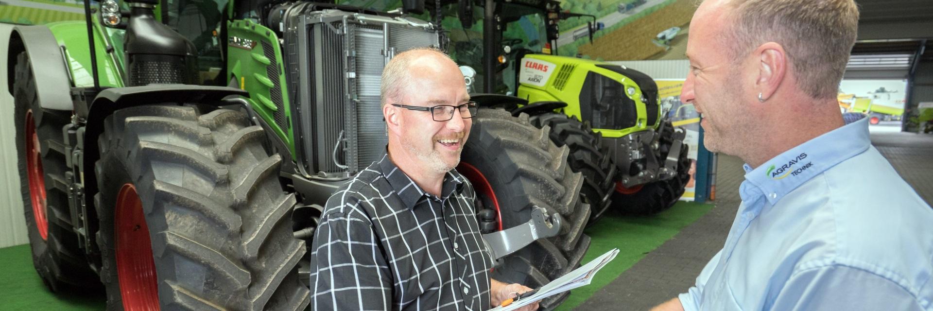 AGRAVIS Maschinenfinanzierung