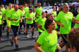 AGRAVIS-Gesundheitsläufer am Start in Gievenbeck