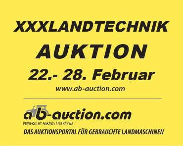 Agrartechnik Auktion ab-auction.com