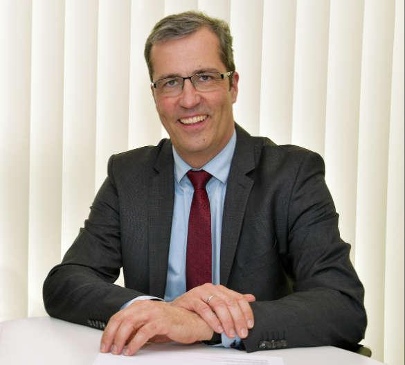Dr. Dirk Köckler, Vorstandsvorsitzender AGRAVIS Raiffeisen AG