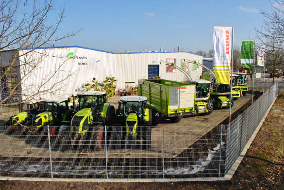 AGRAVIS Technik BvL GmbH vor Ort in Meppen – AGRAVIS ...