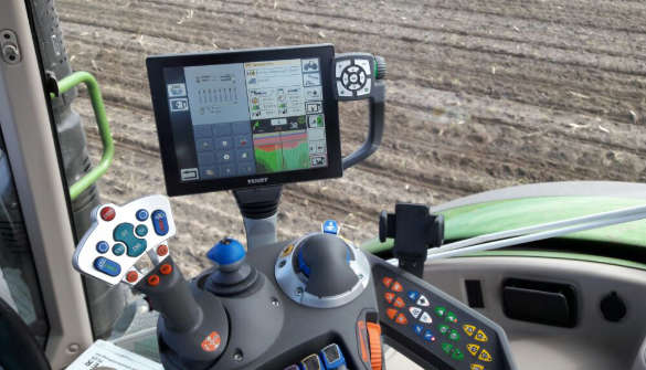 AGRAVIS NetFarming: Smarte Konzepte für Precision Farming ...