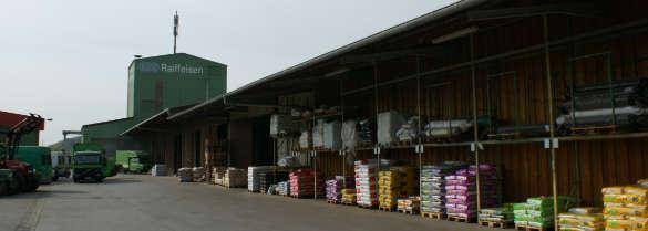 AGRAVIS Fröndenberg, Raiffeisen-Markt