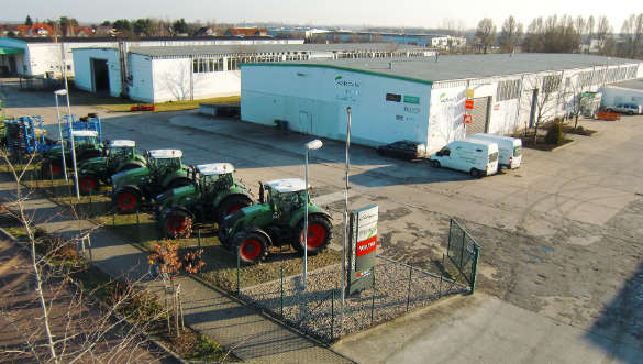 AGRAVIS Technik Sachsen-Anhalt Brandenburg GmbH - Standort Köthen