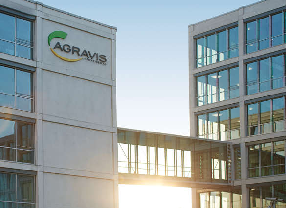 Relaunch AGRAVIS Konzern, Header, Teaser