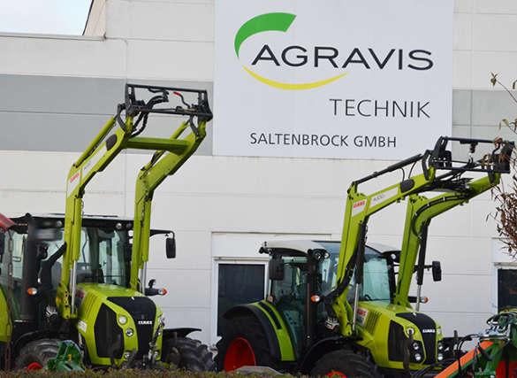 AGRAVIS Raiffeisen AG AGRAVIS Technik Saltenbrock GmbH ...