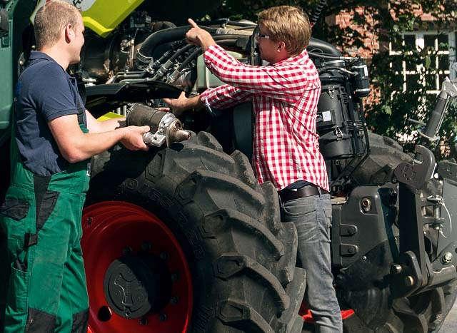 Relaunch, Teaser, Agrartechnik, Landtechnik, Service ist unser Feld, Technik, Beratung, Reparatur