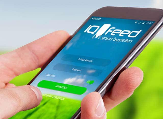 Relaunch, Teaser, Themen und Kampagnen, IQ-Feed, App