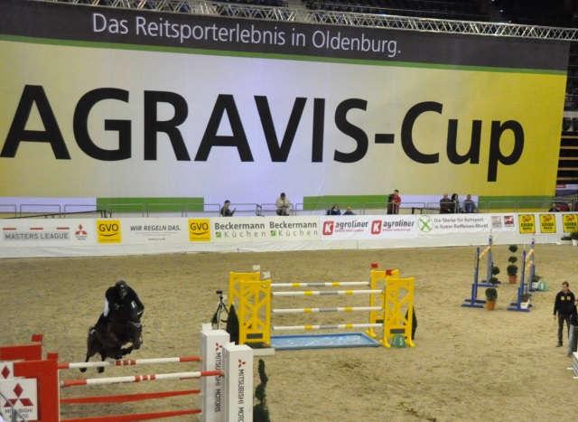Relaunch, Teaser, AGRAVIS, Sponsoring, AGRAVIS-Cup, Springreiten