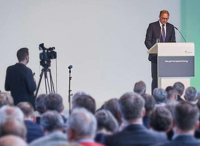 Relaunch Hauptversammlung Header, Teaser